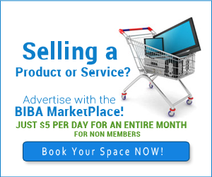 Advertise With BIBA MarketPlace