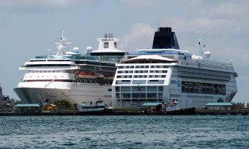 Caribbean still No. 1 for cruising