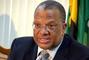 Jamaica's finance minister urges G20 to fulfill promises made to Caribbean